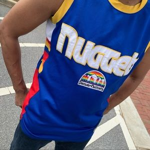 Hardwood Classics Nuggets jersey 🏀